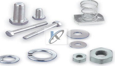 Hot Dip Galvanized Fasteners products