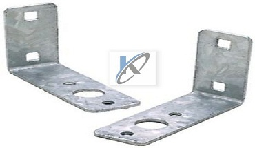 Hot Dip Galvanized strut support system