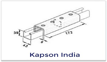 external joint plate Strut Support System supliers ludhiana