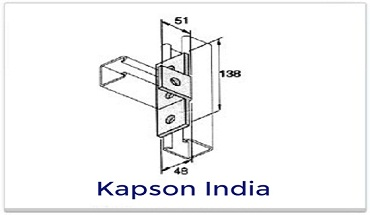 right angel  tee center Strut Support System manufacturer ludhiana