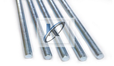 medium carbon steel threaded rod