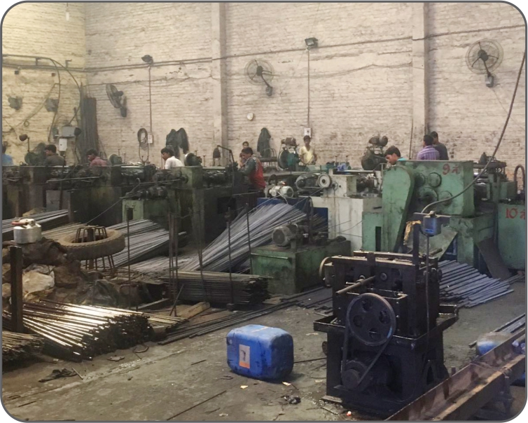 thread rod manufacturing